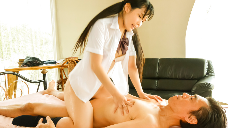Phim Sex Yui Kasugano Japanese hardcore sex with her teacher