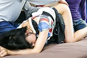 Nozomi Hazuki - 希叶月有毛海狸性交 - 图片 3