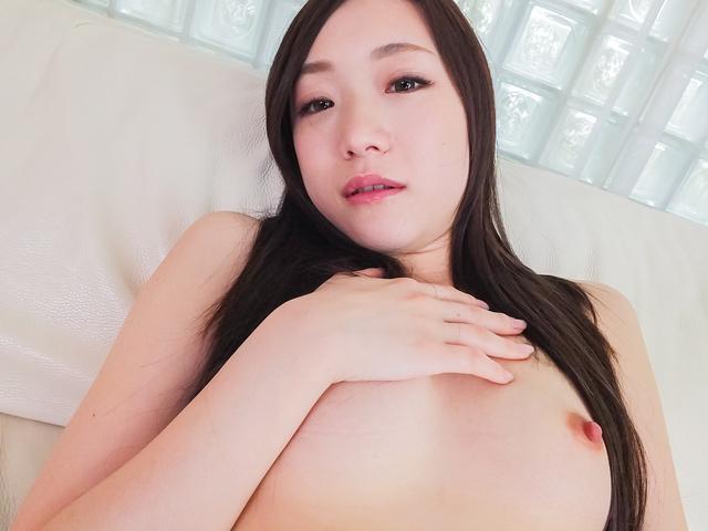 Mao Sena - Mao Sena made to suck cock and swallow cum - Picture 7