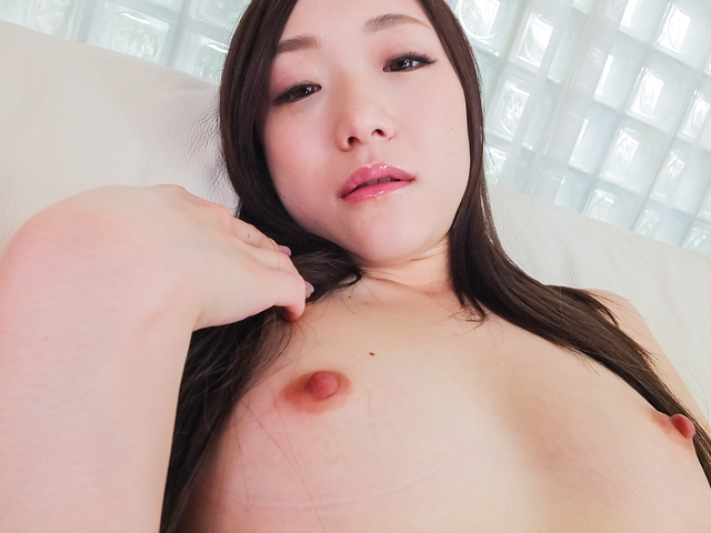 Mao Sena - Mao Sena made to suck cock and swallow cum - Picture 9