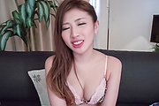 Mai Kamio - Asian girls blowjob in steamy POV special  - Picture 3