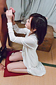 Yua Ariga - Sexy Japan blow job with insolent amateur, Yua Ariga - Picture 2