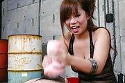 Konatsu Aozona - 口交和乳头他妈的赚暨 Konatsu Aozona 日本 - 图片 11