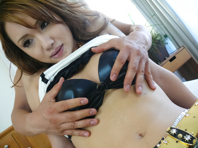 Luna - Luna's sexy asian blow job leads to a hard fucking - Picture 7