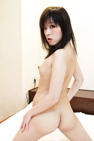 Mao Miyazaki - Mao Miyazaki rides cock nicely and covered with cream - Picture 12