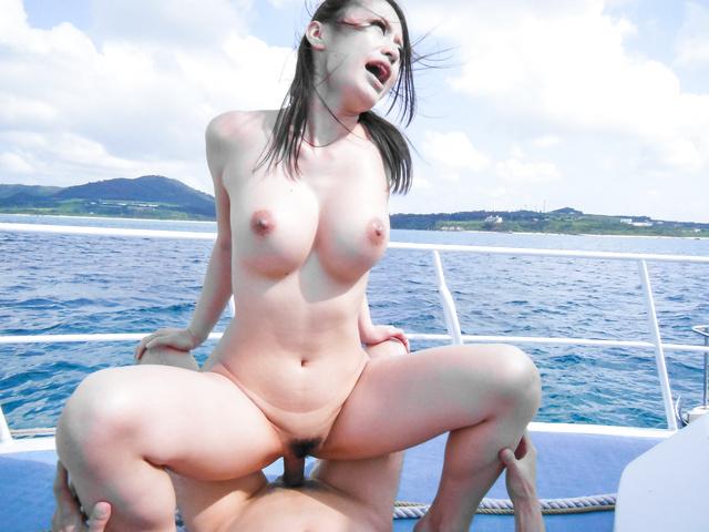 Sofia Takigawa - 好色的日本美女享受亚洲饼色情 - 图片 11