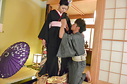Yuna Shiratori - Asian blowjob by amazing doll Yuna Shiratori - Picture 3