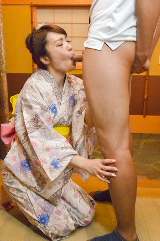 Ryouka Shinoda - Rare Japan blowjobby astoundingRyouka Shinoda - Picture 12