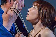 Rina Uchimura - 生ハメ軟体美女 荒縄束縛プレイ - Picture 5