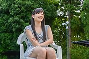 Yui Kasugano - Yui Kasugano tries Japanese dildo in outdoor  - Picture 11