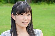 Yui Kasugano - Yui Kasugano tries Japanese dildo in outdoor  - Picture 5