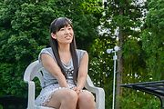 Yui Kasugano - Yui Kasugano tries Japanese dildo in outdoor  - Picture 9