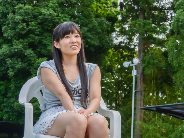 Yui Kasugano - Yui Kasugano tries Japanese dildo in outdoor  - Picture 10