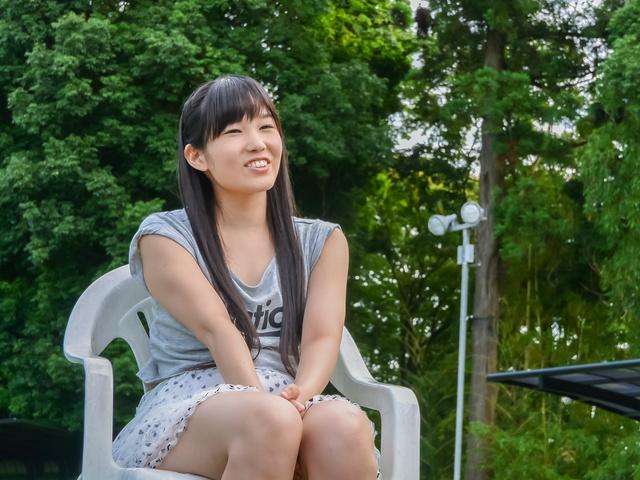 Yui Kasugano - Yui Kasugano tries Japanese dildo in outdoor  - Picture 9
