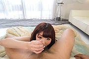 Maya Kawamura - 美少女モデル川村まや~ご奉仕フェラ - Picture 5