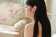 Rei Mizuna - Teen amazing Asian blowjobs during threesome  - Picture 12