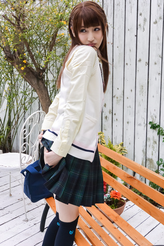 Karin Aizawa - Asian amateur video with sexy Karin Aizawa - Picture 12