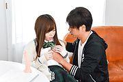 Chihiro Nishikawa - 未開発な小マンコに生ハメ~西川ちひろ - Picture 11