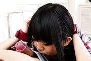 Riisa Minami - Riisa 南人愉悦,温暖亚洲口交 - 图片 6