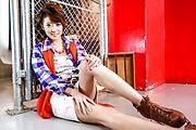 Makoto Yuukia - Asian pussy creampie with sexyMakoto Yuukia - Picture 1