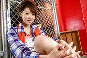 Makoto Yuukia - セクシー熟女は元芸能人優希まこと - Picture 6