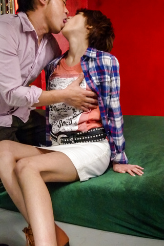 Makoto Yuukia - Asian pussy creampie with sexyMakoto Yuukia - Picture 11
