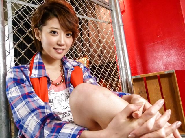 Makoto Yuukia - 亚洲猫饼与性感诚 Yuukia - 图片 6