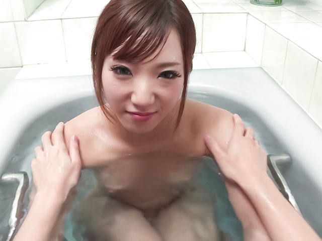 Riko Satsuki - 咲月りこ~ご奉仕強制口内発射~ - Picture 1