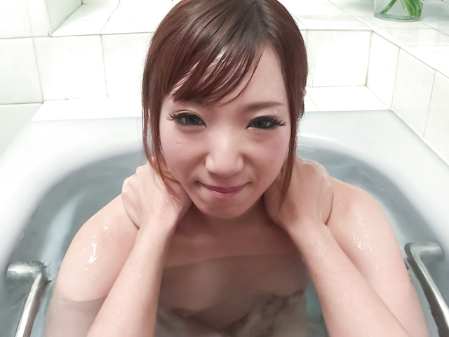 Riko Satsuki - 咲月りこ~ご奉仕強制口内発射~ - Picture 2