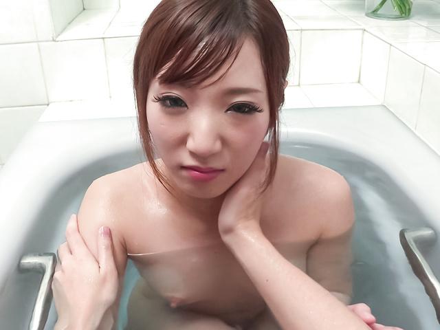 Riko Satsuki - 咲月りこ~ご奉仕強制口内発射~ - Picture 3