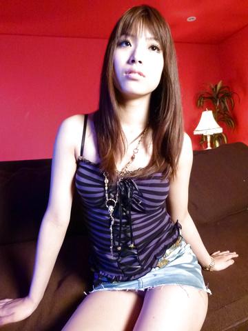 Hinata Tachibana - 阳平橘给亚洲打击工作和得到性交 - 图片 2