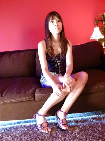 Hinata Tachibana - 阳平橘给亚洲打击工作和得到性交 - 图片 3
