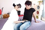 Miho Tsujii - 患者、ナース、医者 3Pグループファック! - Picture 2