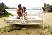 Sofia Takigawa - Outdoor Asian creampie with Sofia Takigawa  - Picture 3