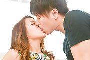 Nana Ninomiya - 潮吹き爆乳美女二宮ナナ~フェラ&中出し - Picture 2