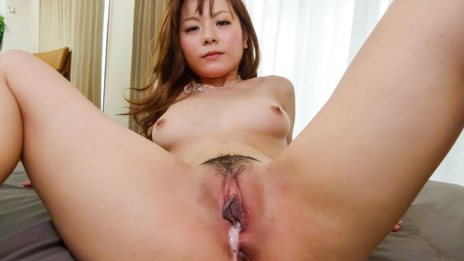 Phim Sex Sexy Anri Sonozaki enjoying two horny males