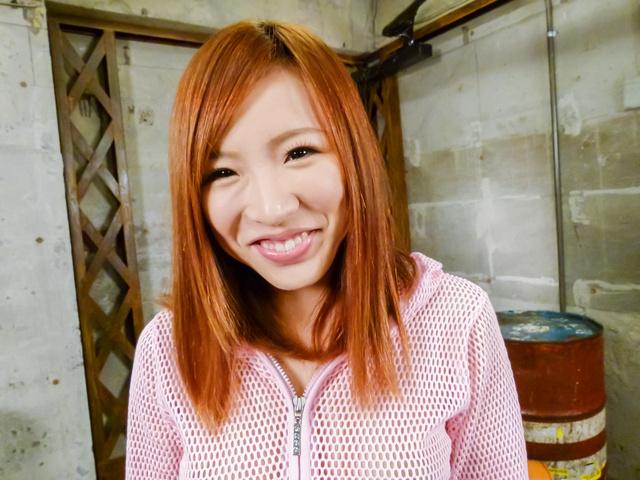 Yuika Akimoto - 热亚洲业余 Yuika Akimoto 性交与振子 - 图片 2
