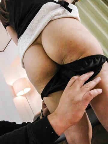 Rika Minamino - 梨南梵获取对准亚洲肛交 - 图片 4