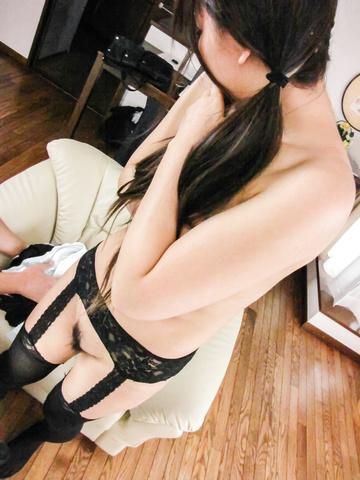 Morita Kurumi - Morita Kurumi shaved and fucked while having asian anal fun - Picture 11