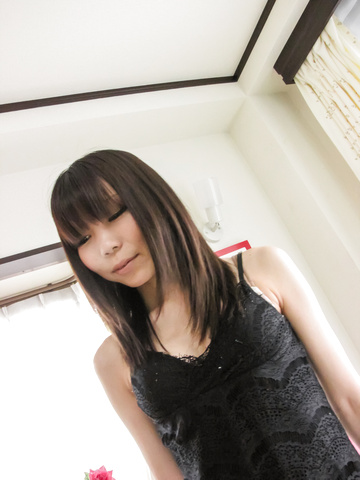 Airi Sasaki - Slim japanese enjoys full hardcore fuck session  - Picture 4