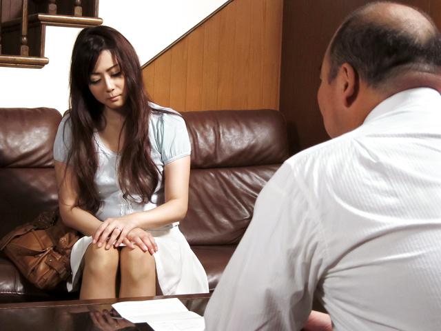 Mizuki Ogawa - Mizuki Ogawa gets stimulated by asian vibrator before fucking - Picture 6