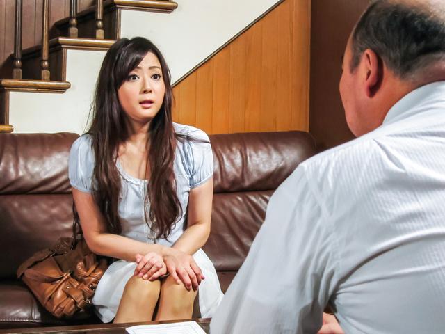 Mizuki Ogawa - Mizuki Ogawa gets stimulated by asian vibrator before fucking - Picture 7
