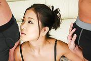 Kyoka Sono - Asian blow job along lusty JapaneseKyoka Sono - Picture 1