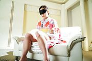 Saki Fujii - Toys to please babe's amateur Japanese pussy - Picture 7