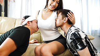 生ハメ大好き爆乳美熟女~小早川怜子