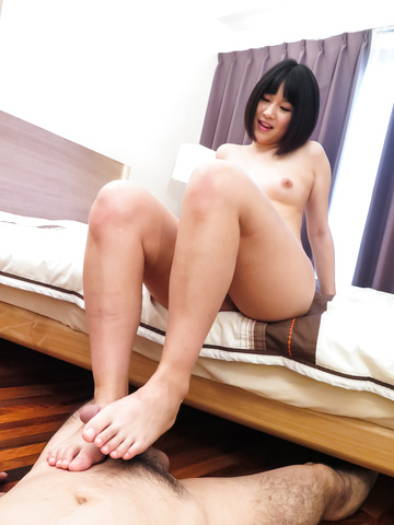 Mari Koizumi - Japanese amateur provides special Japan blowjob - Picture 8