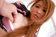 Yuzu Shiina - Yuzu Shiina get drilled deep by a throbbing cock and cum-filled - Picture 5
