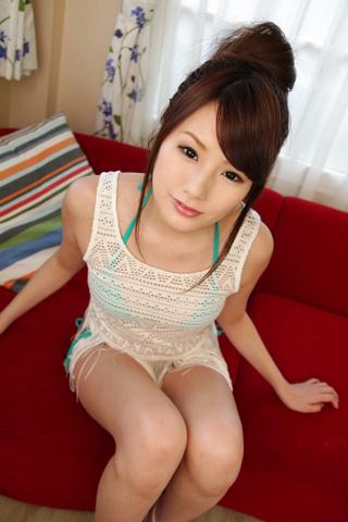 Runa Ayase - 可爱的亚洲打击工作沿着美丽处于绫濑 - 图片 2