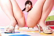 Sayaka Takahashi - Asian dildos to please naughty Japanese Sayaka Takahashi  - Picture 6