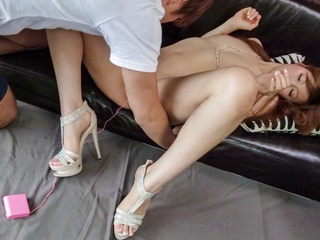 Reira Aisaki - 令人兴奋的业余亚洲性与 Reira Aisaki - 图片 5